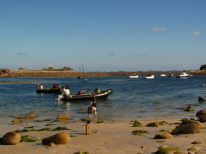 Club trip to the Isles of Scilly