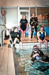 Pool training